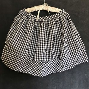Skirt Gingham